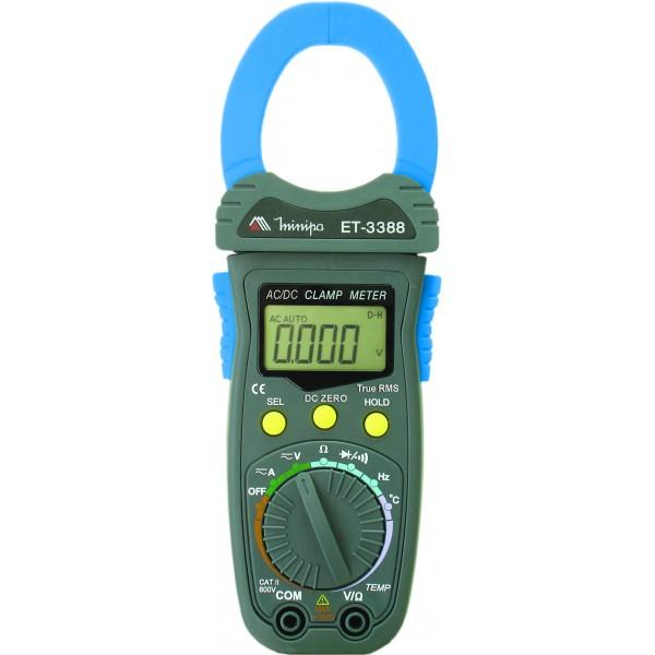 Alicate Amperímetro ET-3388