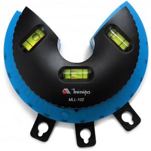 Medidor de Ângulos a laser MLL-102